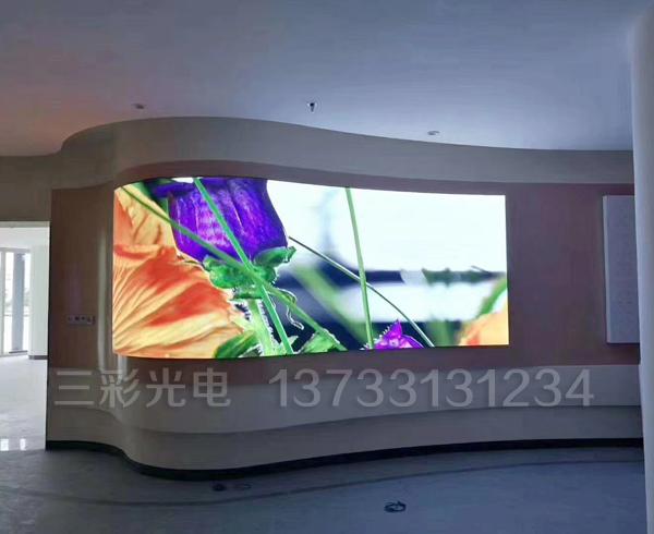 郑州异型led显示屏