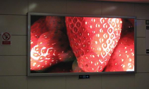 使用led显示屏,要保证不能过热,避免出现问题