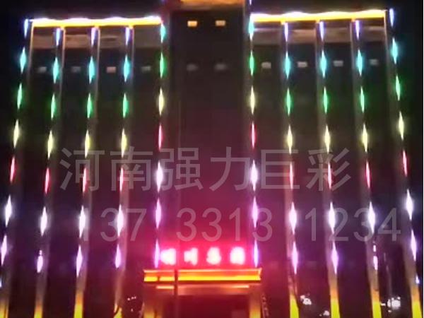 3010小线条灯效果展示