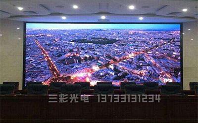 led显示屏具备的特征,可以称为环保呢?