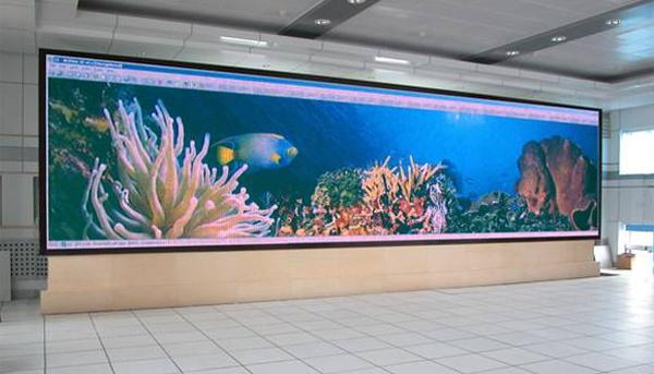 视频会议用led显示屏,具备的几大性能