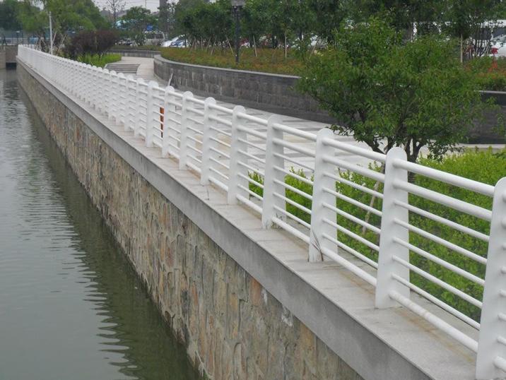 不銹鋼河道護欄