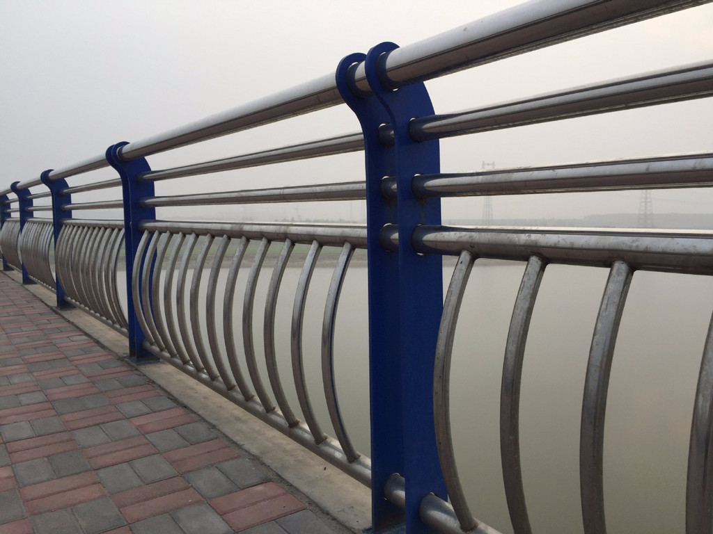 橋梁景觀護欄生產