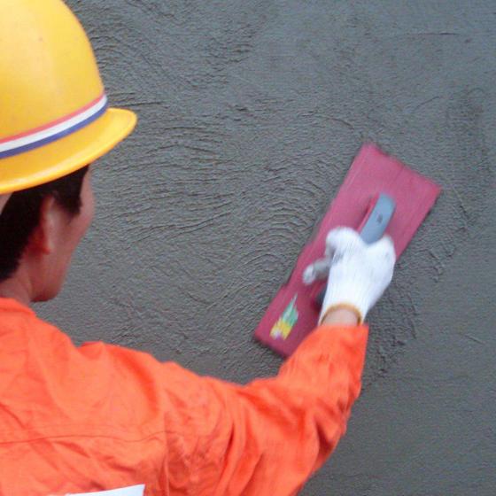 室外抗裂砂浆施工