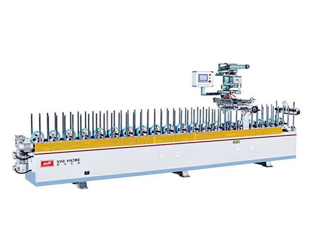 MBF-350-PUR热胶包覆机