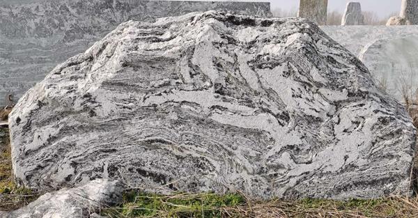 小型花岗岩门牌石