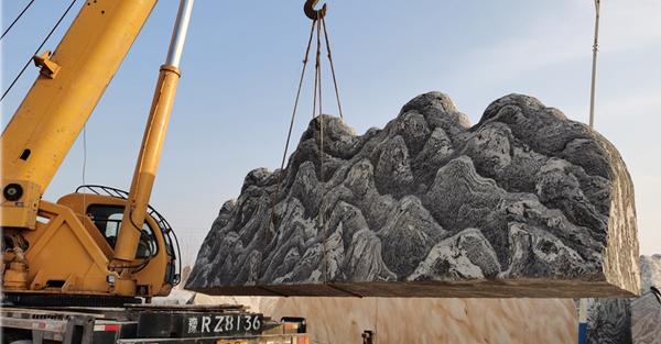 大型泰山石订购