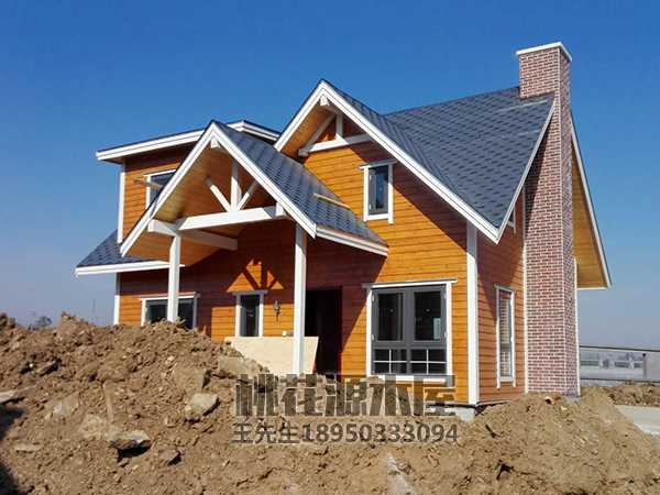 福建木结构房屋