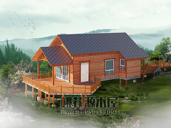 福州农庄木屋