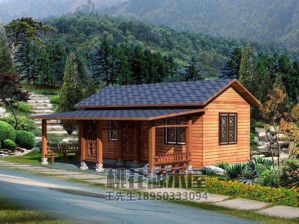 福州木结构房屋