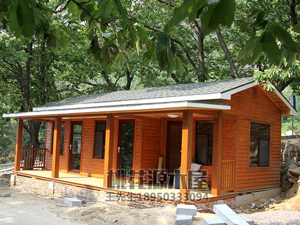 福州中式木屋