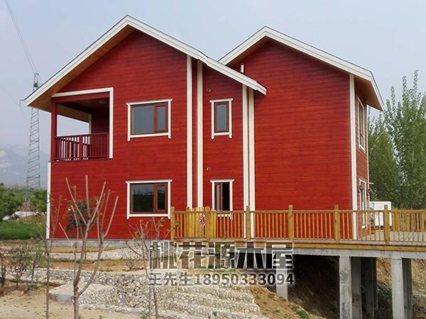 胶合木房屋