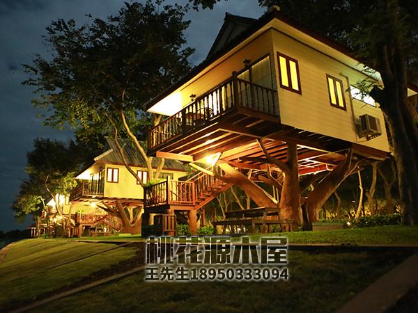 三明木结构房屋