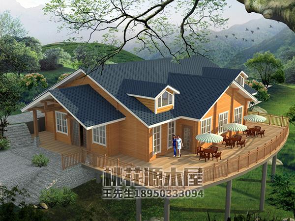 福州特色小木屋