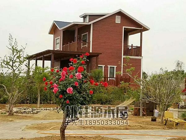 木别墅住宅