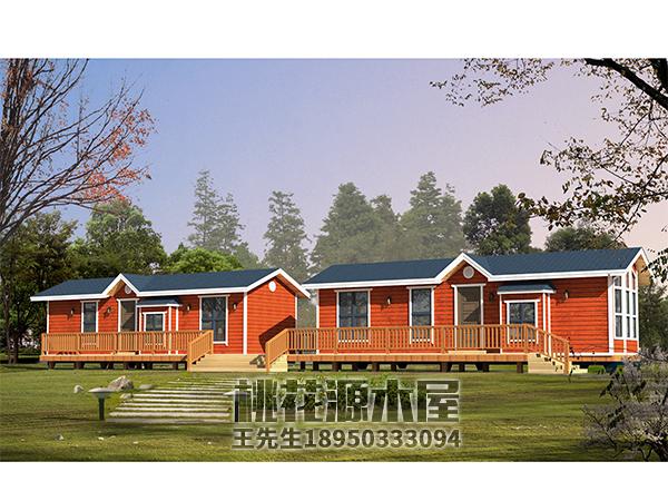 福建移动别墅木屋