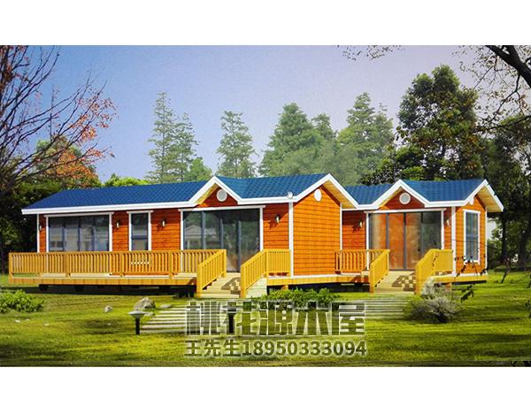 移动木屋和普通的木房之间有什么区别