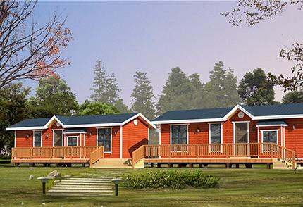 木结构房屋各种性能指标