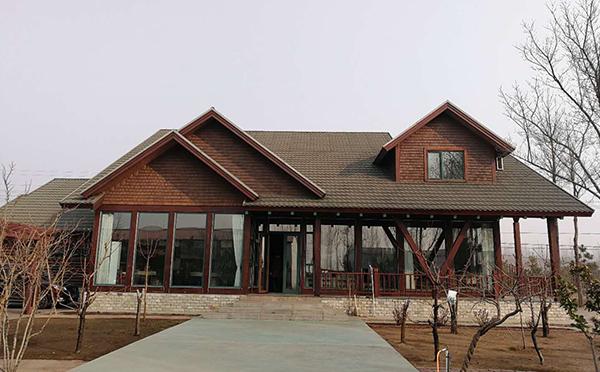 福建防腐木木屋