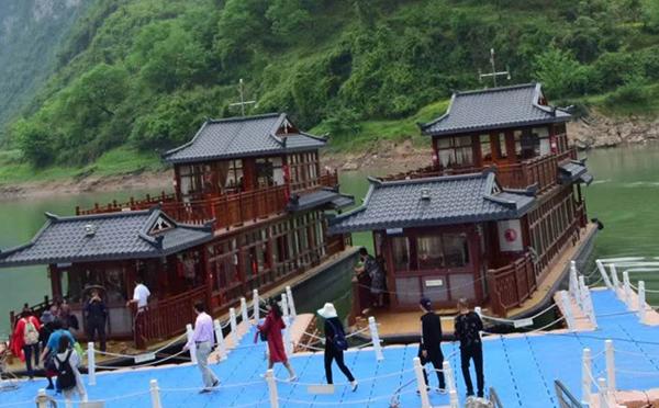 韩式小木屋效果图
