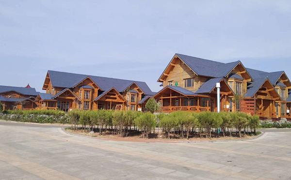 海边木屋别墅