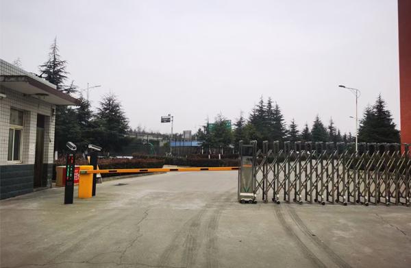 西峡县电机厂,车牌识别系统