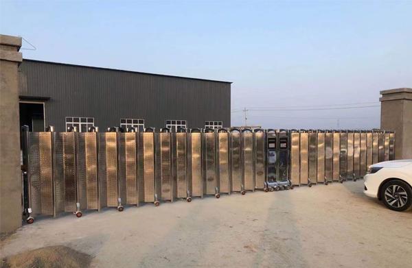 河南普世达新型建材有限公司,全封闭伸缩门