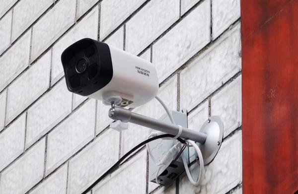 新城公寓小区,监控识别系统案例