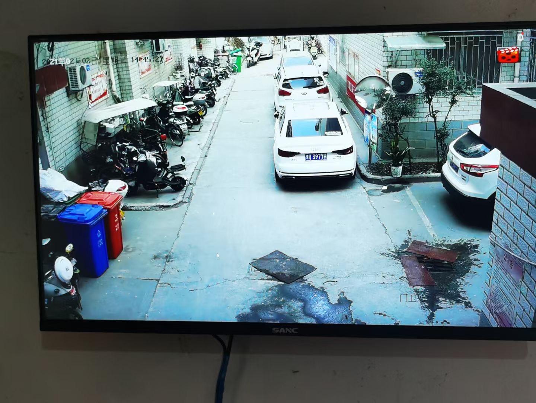 南阳公寓监控识别系统