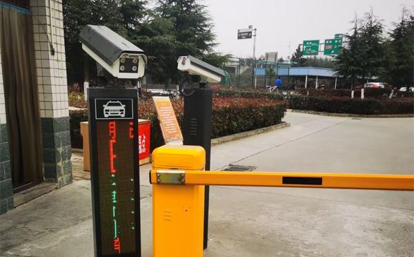 南阳车牌识别系统安装