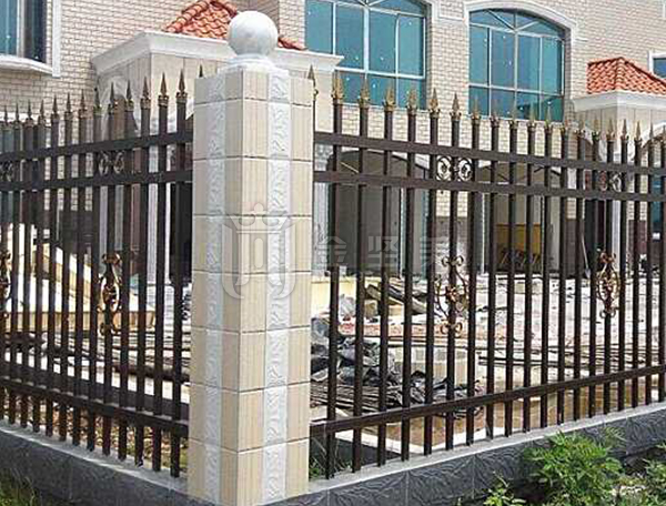 铝合金楼梯栏杆