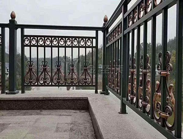 阳台铝合金栏杆