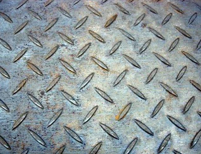3003铝花纹板