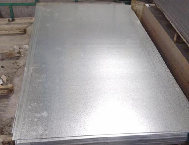 福州电镀锌钢板