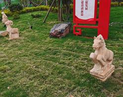 园林动物石雕