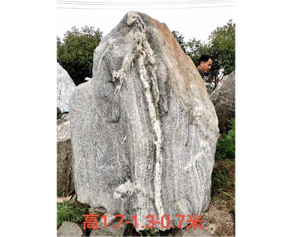 1.7米高泰山石定制