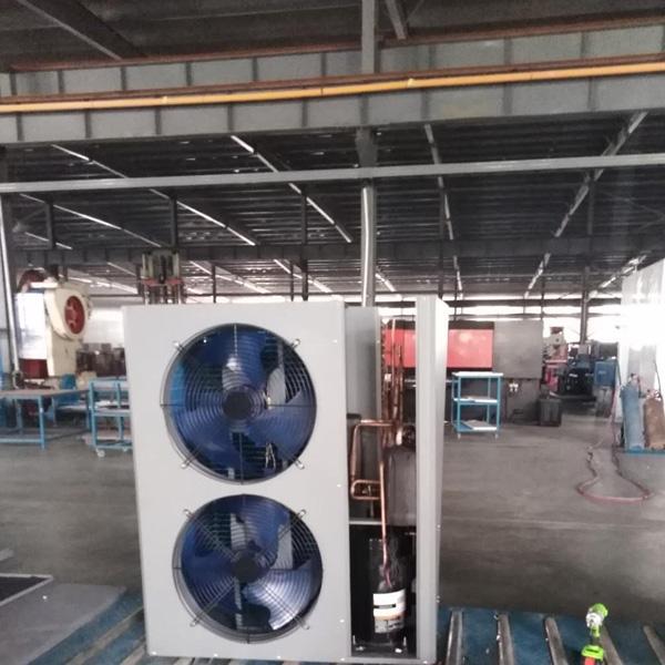 河北空气能热泵冬季长时间断电注意事项。