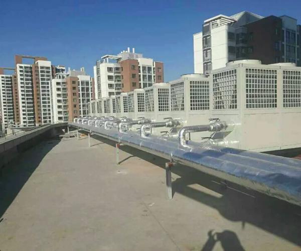 河南空气能热泵安装后请勿在通风口周围堆放杂物。