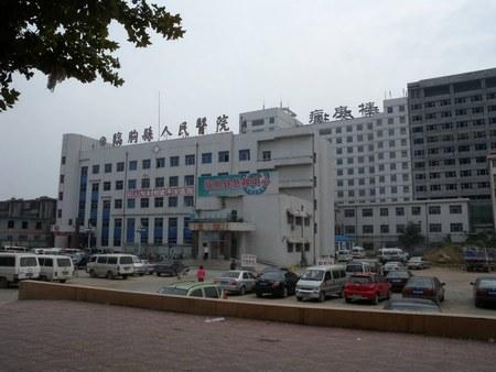 临朐县人民医院空气源热泵施工案例
