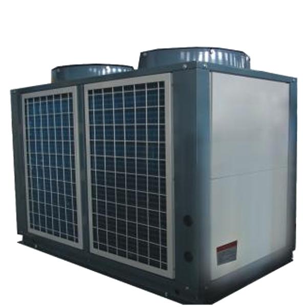 室内空气能热泵供暖