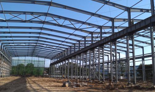 山东钢结构厂家