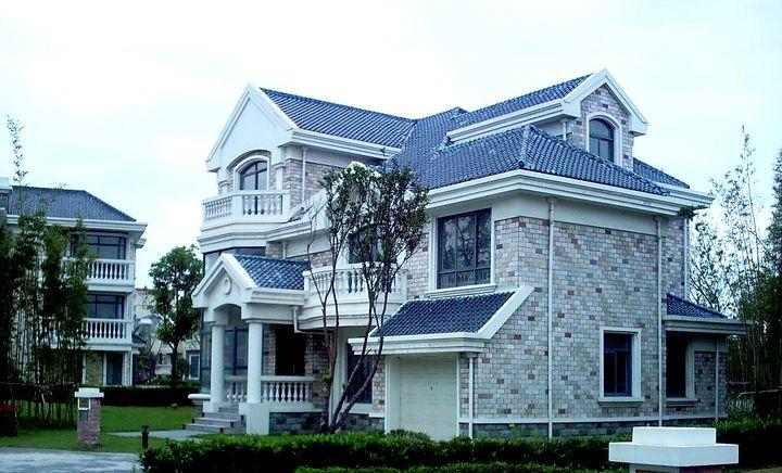 别墅钢结构