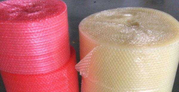 气垫膜可经过材料加工成防静电气泡膜