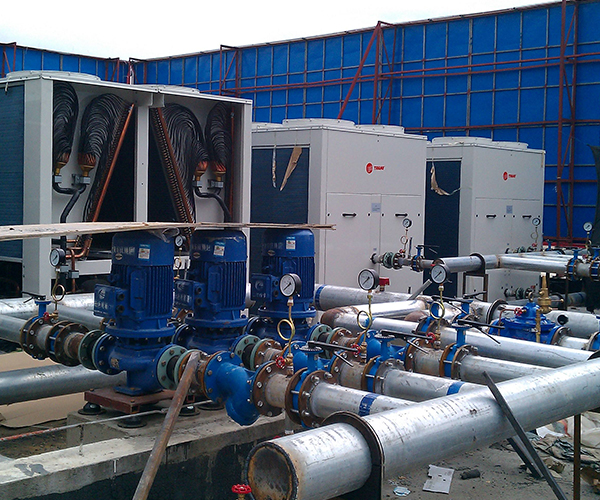 福州水冷螺杆式冷水机组
