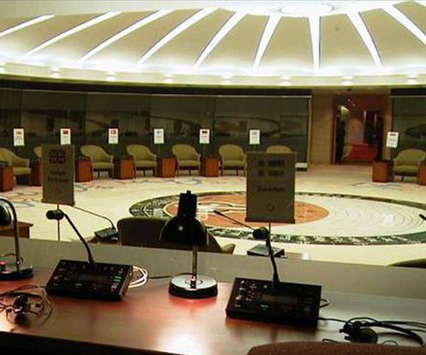 福州會議室中央空調