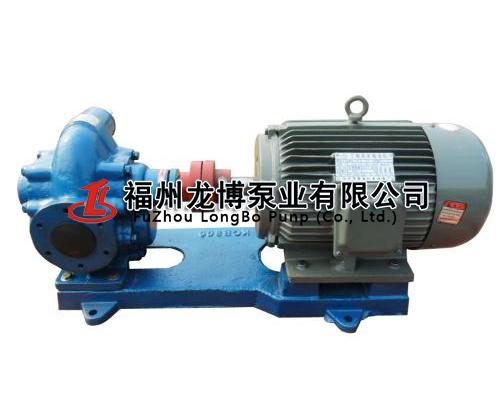 KCB、2CY型齒輪油泵