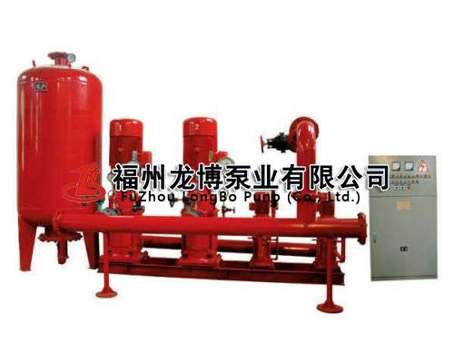 全自動消防給水設備