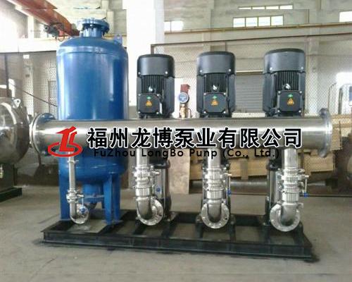 福州穩壓供水設備
