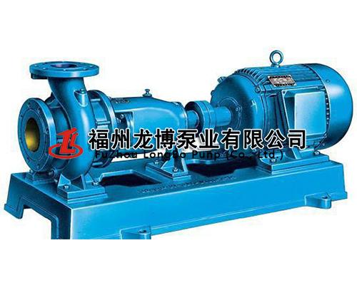 BA型單級臥式離心泵