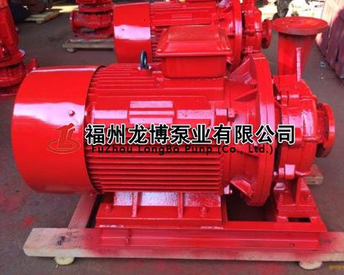 XBD-ISΠ型單級消防泵